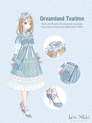 Dreamland Teatime