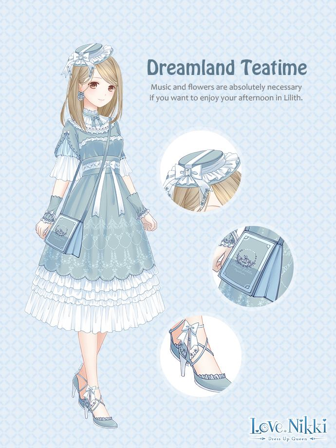 Dreamland Teatime Love Nikki Dress Up Queen Wiki