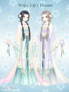 Water Lily's Promise Customizations