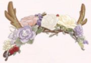 Wreath Headband-Rare