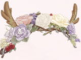 Wreath Headband-Rare
