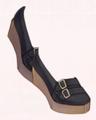 Strapped Platform Shoes