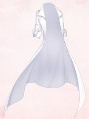 White Demon Coat