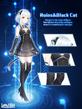 Ruins & Black Cat