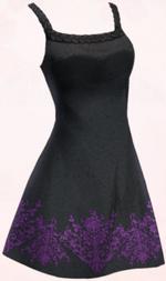 Slip Dress-Black