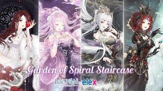Love Nikki-Dress Up Queen Garden of Spiral Staircase