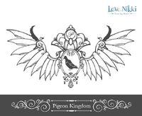 Pigeon Kingdom Symbol
