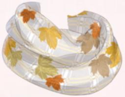 Autumn Maple Scarf