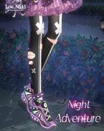 Night Adventure close up 3
