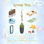 Group Buy 20190727