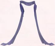 Luster Brocade-Purple