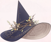 Pine Magic Hat