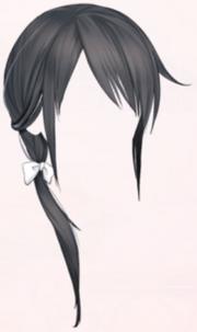 Gentle Waiter-Hair