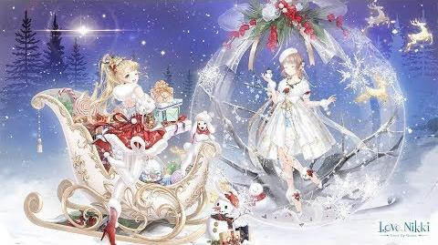 Love Nikki-Dress Up Queen Xmas Surprise
