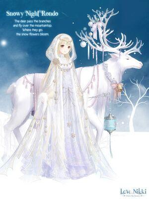 Rondo of Snowy Night