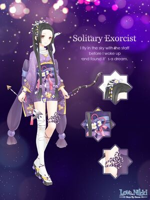 Solitary Exorcist