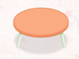Carrot Low Table