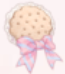 Biscuit Brooch