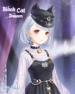 Black Cat Dream 1