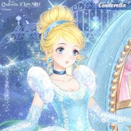 Cinderella close up 1