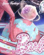 Space Fantasy Closeup 3