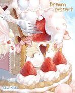 Dream Dessert Closeup 2