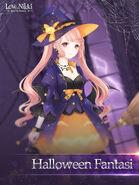 Halloween Fantasy close up 1