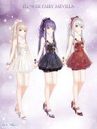 Flower Fairy Mevilla Customizations