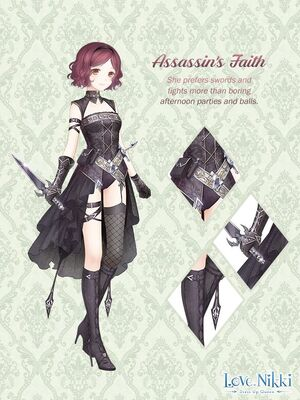 Assassin's Faith