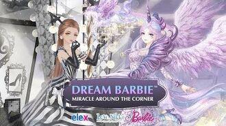 Love Nikki-Dress Up Queen Dream Barbie