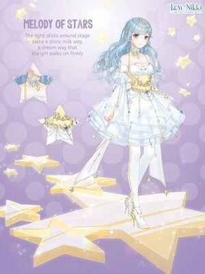 Melody of Stars