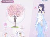 Dreamland - Lunar/Lotus and Begonia