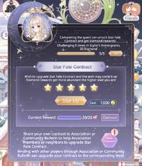 StarletsZodiac StarFateContract