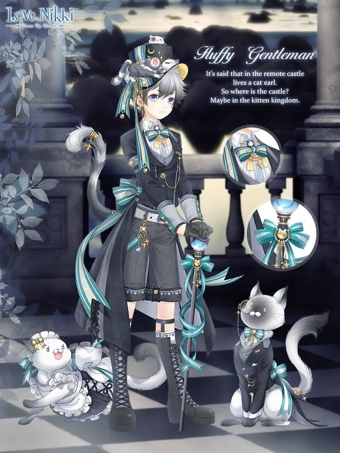 Category Lilith Kingdom Suits Love Nikki Dress Up Queen