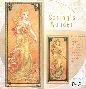 Spring's Wonder