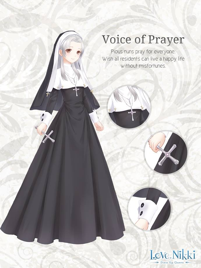 Voice Of Prayer Love Nikki Dress Up Queen Wiki Fandom
