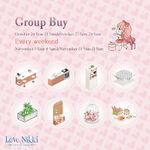 Group Buy 20181020