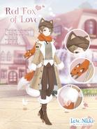 Red Fox of Love