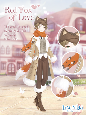Red Fox of Love