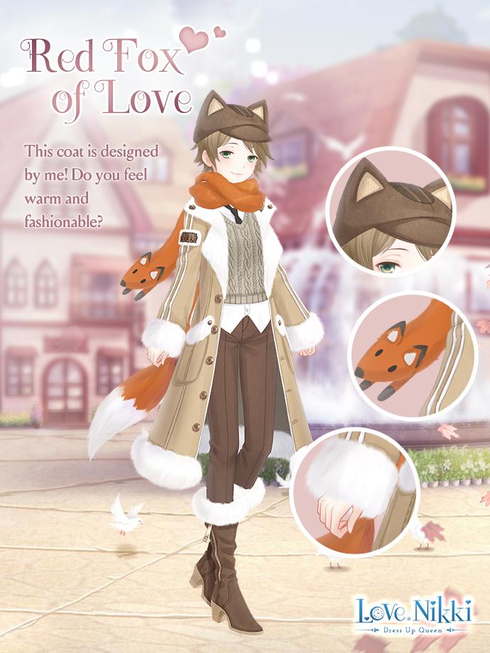 Maple Fox Love Nikki Dress Up Queen Wiki Fandom