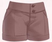Secretary-Shorts