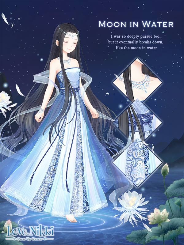 Moon In Water Love Nikki Dress Up Queen Wiki Fandom