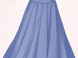 Skirt of Sailor Suit