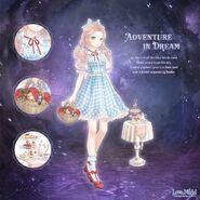 Adventure in Dream