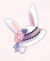 Bunny Ears-White