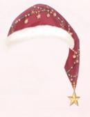 Christmas Star Hat