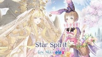 Love Nikki-Dress Up Queen Star Spirit