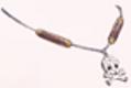 Skeletons Necklace