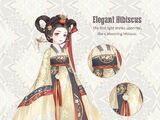 Elegant Hibiscus