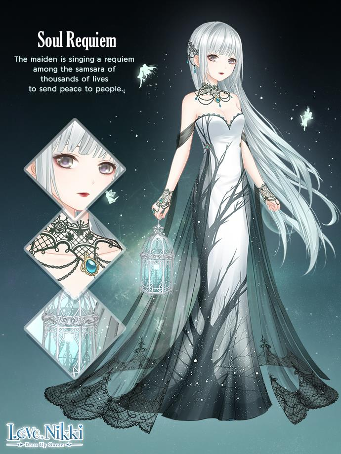 Soul Requiem Love Nikki Dress Up Queen Wiki Fandom